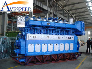Avespeed Gn8320 2500kw-3089kw Stable Running Medium Speed Diesel Marine Engines
