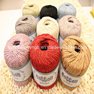 Coton Thread pour DIY Kids Craft, Weaving, Sewing, Cross Stitch