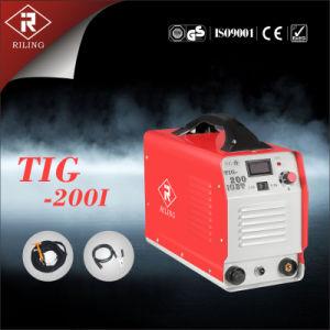 Soldador de IGBT TIG com Ce (TIG-140I/160I/200I)