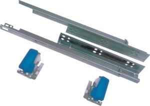 Glissi re fermeture automatique de tiroir de support - Glissiere de tiroir a fermeture amortie ...