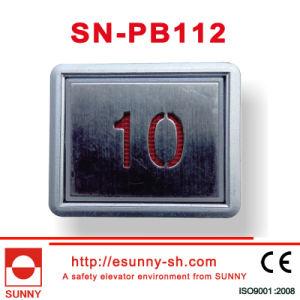 Höhenruder Call Button mit Good Quality (SN-PB112)