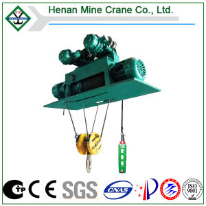 Monocarril Wireropr/Chain Rope Electric Hoist 1ton~32ton (CD/MD)