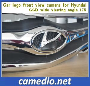 voiture logo camera pour le ccd d 39 easy installation de vue avant de hyundai voiture logo camera. Black Bedroom Furniture Sets. Home Design Ideas