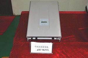 Инвертор одиночной фазы Avespeed 1.5kw Решетк-Связанный PV солнечный