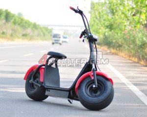 Motocicleta elétrica da roda do tipo dois da bateria de Li do freio de disco do modelo novo para adultos