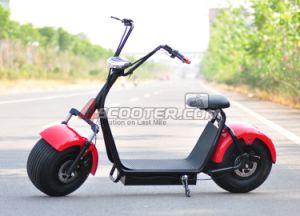 Motociclo elettrico della rotella di tipo due della batteria del Li del freno a disco del nuovo modello per gli adulti