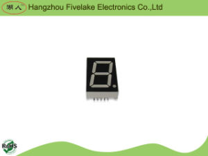 """1.8 """" Afficheur LED unique de segment du chiffre sept (WD18011-A/B/C/D)"""