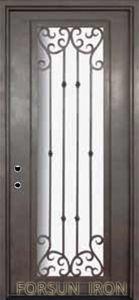 Simples mod les avec porte en fer forg pour appartements simples mod les avec porte en fer for Model porte en fer forge