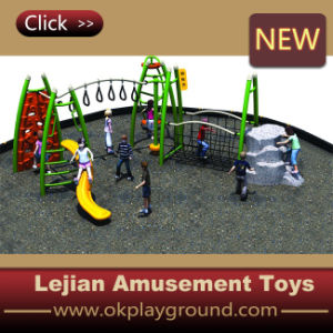 2015 enfants Highquality Hot Selling Outdoor Playground pour Amusement Park avec Certificate