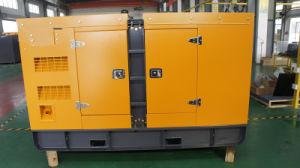 ряд 1200kw ave-Detuz звукоизоляционный с генератором дизеля ATS