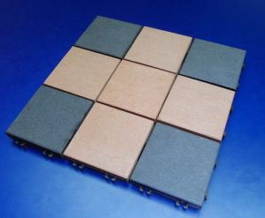 Decking do Decking Tile/DIY de WPC (DIY303023B)