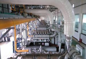 генератор газа 120kw приведенный в действие