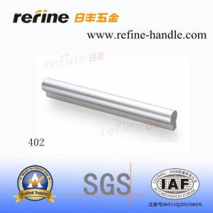 Poignée en aluminium de Cabinet de matériel de meubles (L-402)