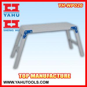Plate-forme de travail pliable pour la lavage de voiture (YH-WP026)