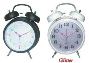 Horloge d'alarme jumelle de Bell (KV218)