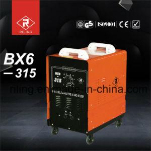 Máquina de solda a arco AC (BX6-160 / 200/250/315/400)