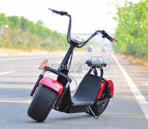 Moto électrique de roue de type deux de batterie de Li de frein à disque de modèle neuf pour des adultes