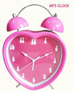 Horloge d'alarme MP3 (MP3-70)