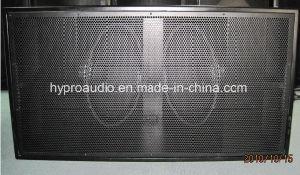 CRÊTE (2000W RMS, 8000W) de subwoofer de haute énergie (S8028)