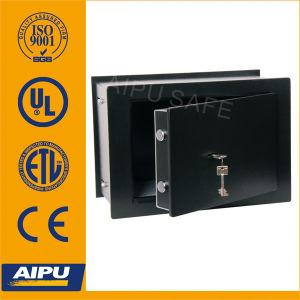 Depth extensible Wall Safe avec Key Lock (EXWS200-K)