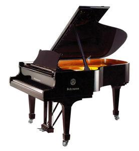 Piano à queue de clavier d'instruments de musique (GP-186) Schumann