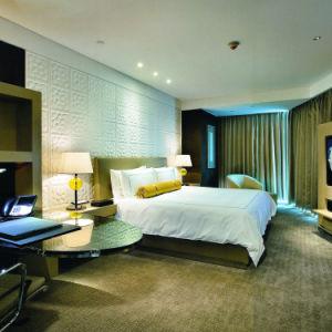 Meubles modernes Bedroomset (EMT-A1204) d'hôtel d'étoile de mode