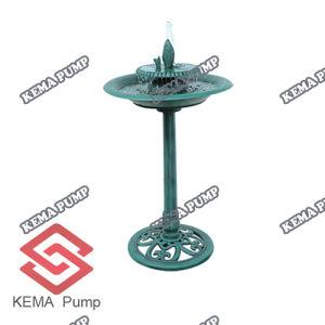 Fountain (W/Pump)の2015年の樹脂Birdbath
