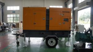 10kw подвижной тепловозный генератор Genset