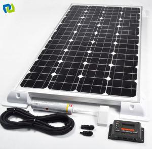 panneau solaire 300w monocristallin pour des n cessaires de syst me d 39 alimentation solaire. Black Bedroom Furniture Sets. Home Design Ideas