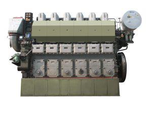 Серия Yanmar Avespeed N330 и двигатель низкого расхода топлива морской тепловозный новый