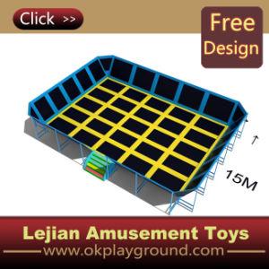 CE populaire aux Etats-Unis Lits Trampoline (TP1201-7)
