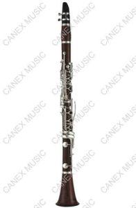 Clarinete / Clarinete De Rosewood (CLR-B) / Clarinete