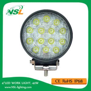 """42W obtenu """" lumière de travail du travail Light/LED du travail Light/2800lm DEL de DEL neuf 4.5 pour la machine de forêt"""