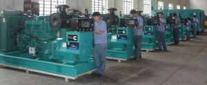 комплекты генератора ряда 800kw Cummins молчком тепловозные/производя комплекты