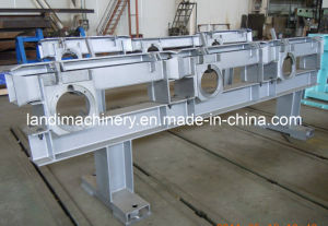 Steel Millのための鋼片Conveyor Table Steel Structure Parts