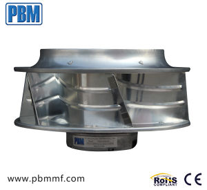 CE ventilateur centrifuge 355 * 203mm