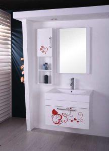 浴室用キャビネット/PVCの浴室用キャビネット(W-072)