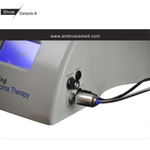 machine médicale de la plus défunte Microcurrent de face de 2W beauté de levage avec du ce reconnu
