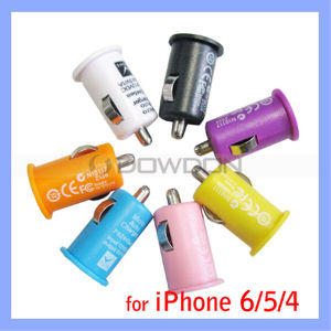 5V 1000mA Micro Auto Charger für iPhone 6 6s 5g USB Car Charger