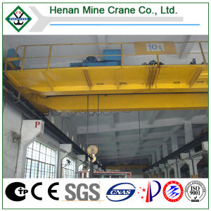 Girder doble Bridge Cranes para Rolling Bay (QD)