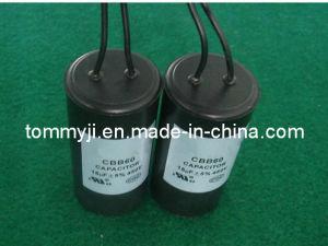 Capacitor de funcionamento do motor da peça Cbb60 do condicionador de ar