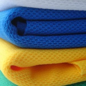Pássaro Eye Mesh Fabric para Sports Shoes (BMF-11)