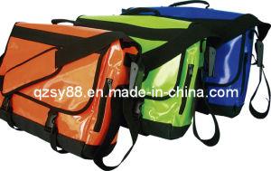 China Manufacture Waterproof Tarpaulin Shoulder Bag