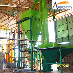 Avespeed Renewable Energy Biomass с Rice Husk \ Wood Chip \ Straw etc Gasification Biomass Plant