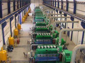 Avespeed испытало богатые проекты тепловозная электростанция поколения /Hfo