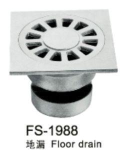 Dreno de assoalho do banheiro (FS-1988)