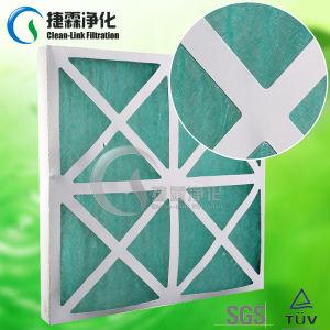 De Filters van de Lucht van de Glasvezel van het Kader van het document