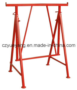 Cavalete de dobramento de aço galvanizado
