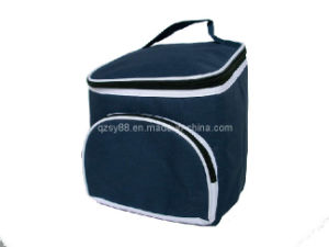Fresco Almuerzo Poliéster Cooler Bag Bolsa Sycb-003