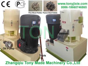 High novo Efficiency 400-500kg/H Biomass Pellet Mill, Pellet Machine (SKJ350)
